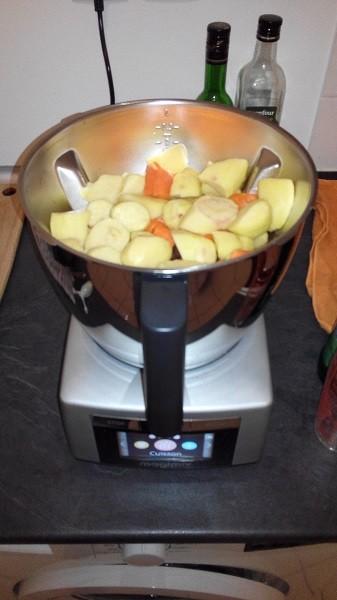 Avis magimix cook expert le robot cuiseur multifonction - Livre recette robot multifonction ...