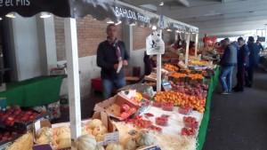 vendeur marché de talensac nantes