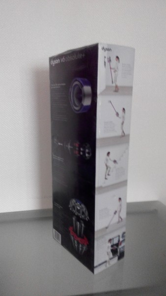 Packaging dyson