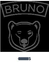 Logo marque Bruno