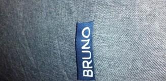 L'étiquette Bruno