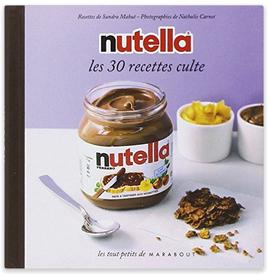 livre recette nutella