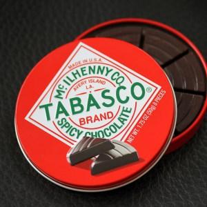 chocolat au tabasco
