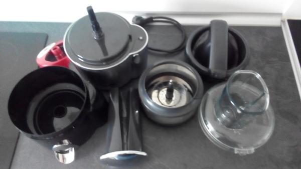accessoires centrifugeuse magimix duo xl plus