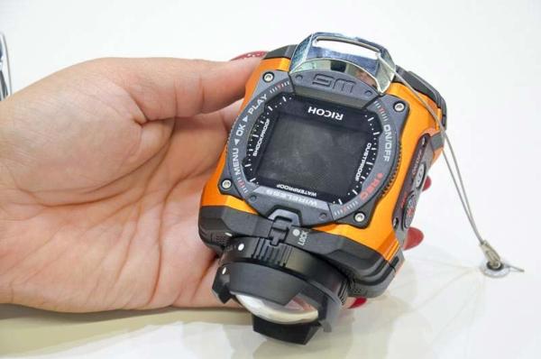 caméra mini ricoh