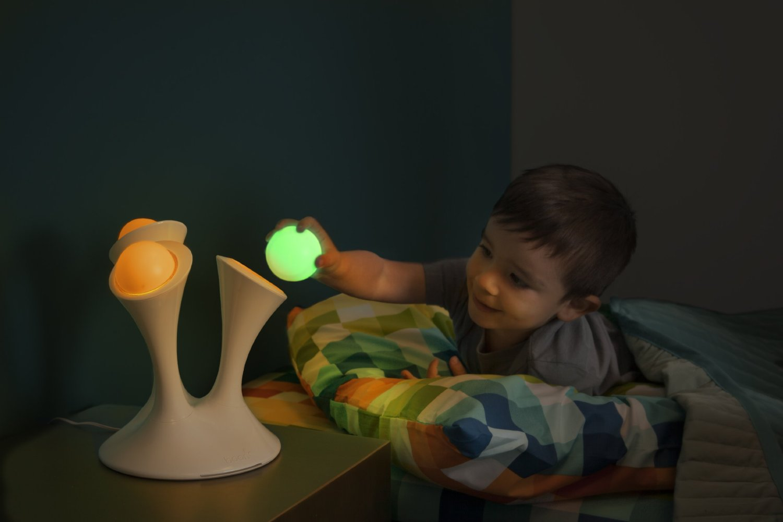 veilleuse enfant multicolore design