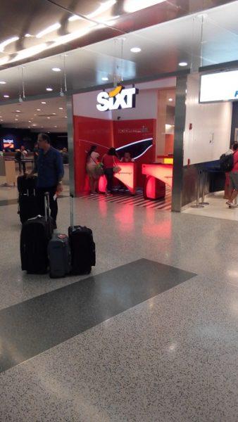 location voiture sixt miami aéroport