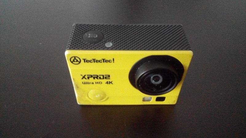 caméra xpro2 tectectec