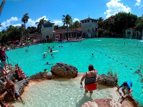 venetian pool coral gables miami floride