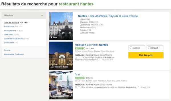restaurant tripadvisor