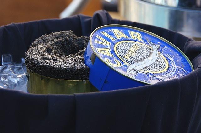 boite caviar