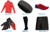 pack equipement running hiver froid