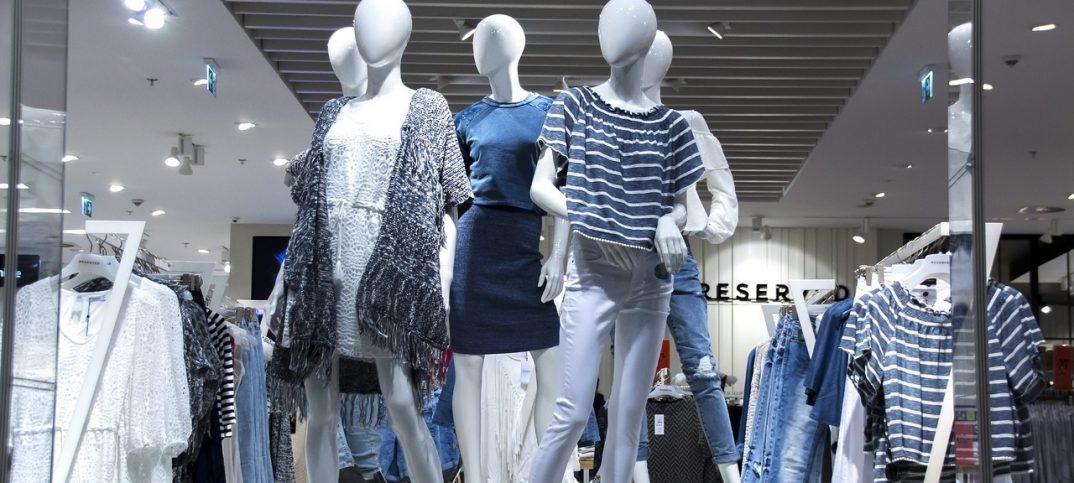 shopping femme