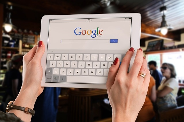 tablette tactile google