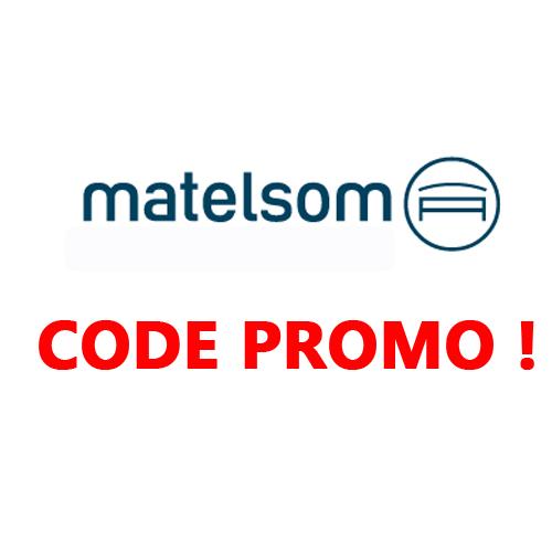 code promo matelsom