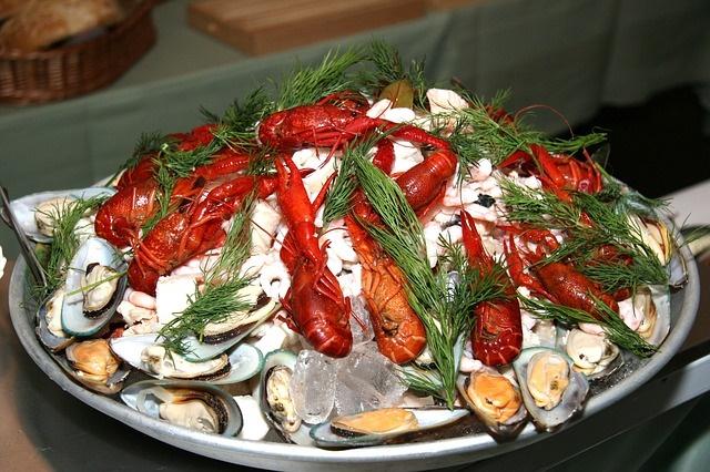 plateau fruit de mer