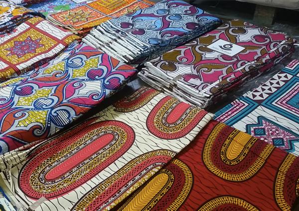 tissu africain a marseille