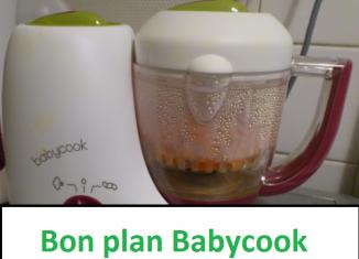 babycook bon plan