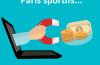 argent offert paris sportifs