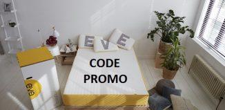 code promo matelas eve