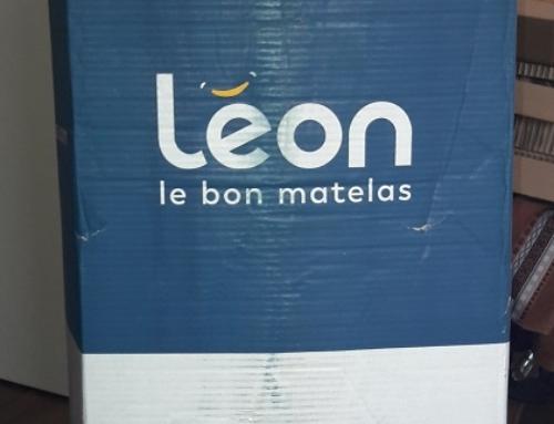 Test et avis du matelas Léon !