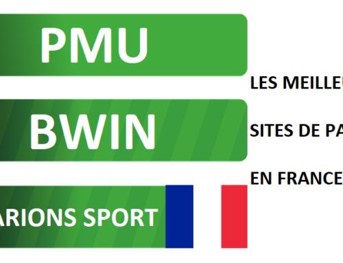 Le meilleur site de paris sportifs est… Comparatif et classement 2019 !