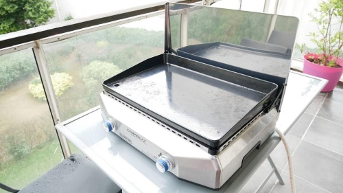 Choisir Une Plancha Professionnelle plancha à gaz ou plancha électrique : quelle est la