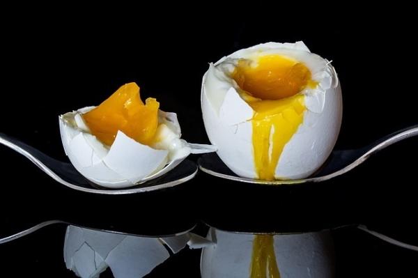 temps cuisson œuf coque mollet