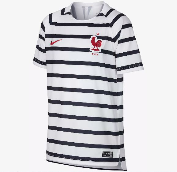 maillot equipe de france football entrainement