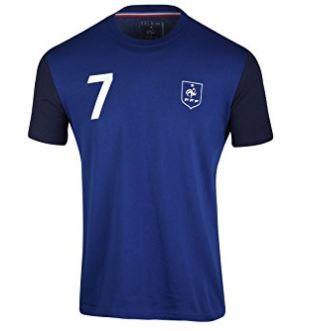 tee shirt équipe France