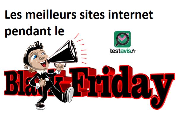 meilleur site internet black friday