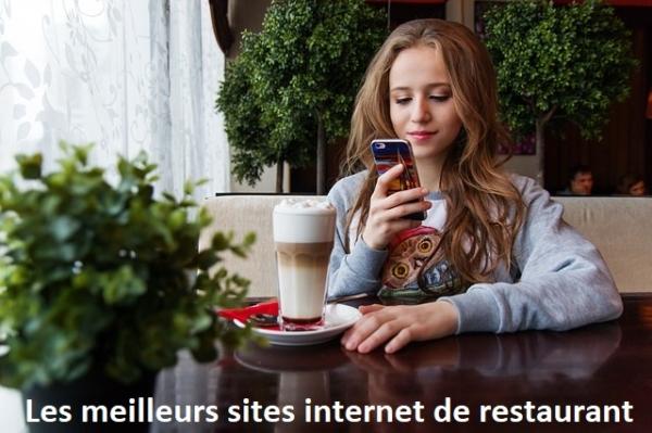 meilleur site internet restaurant en ligne
