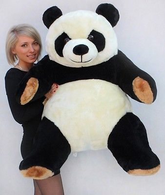 grosse peluche panda