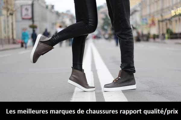 meilleure marque chaussures
