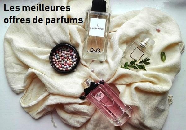 meilleure offre parfum
