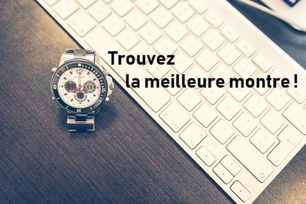 meilleure montre