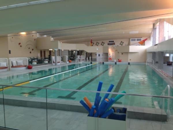 piscine sofitel quiberon