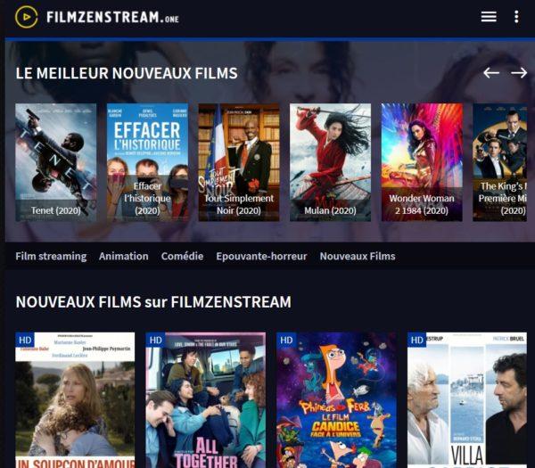site streaming film zen streaming