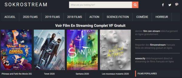 site streaming sokrostream