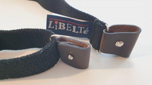 embout ceinture sans boucle libelte