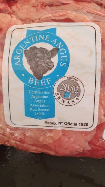 tracabilite viande angus argentine